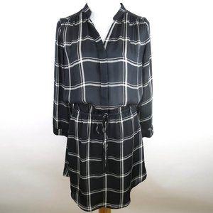 Babaton 100% Silk Bennett Dress NWOT
